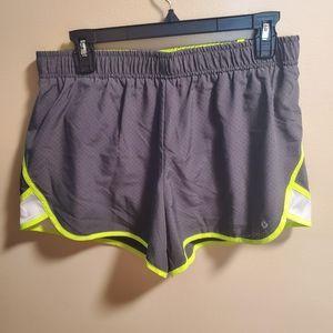 NWOT xersion running shorts